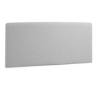 Dyla hoofdbord 168 x 76 cm grijs