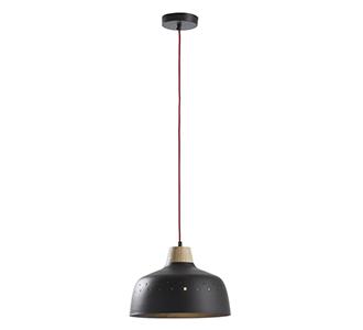 Bits plafondlamp zwart