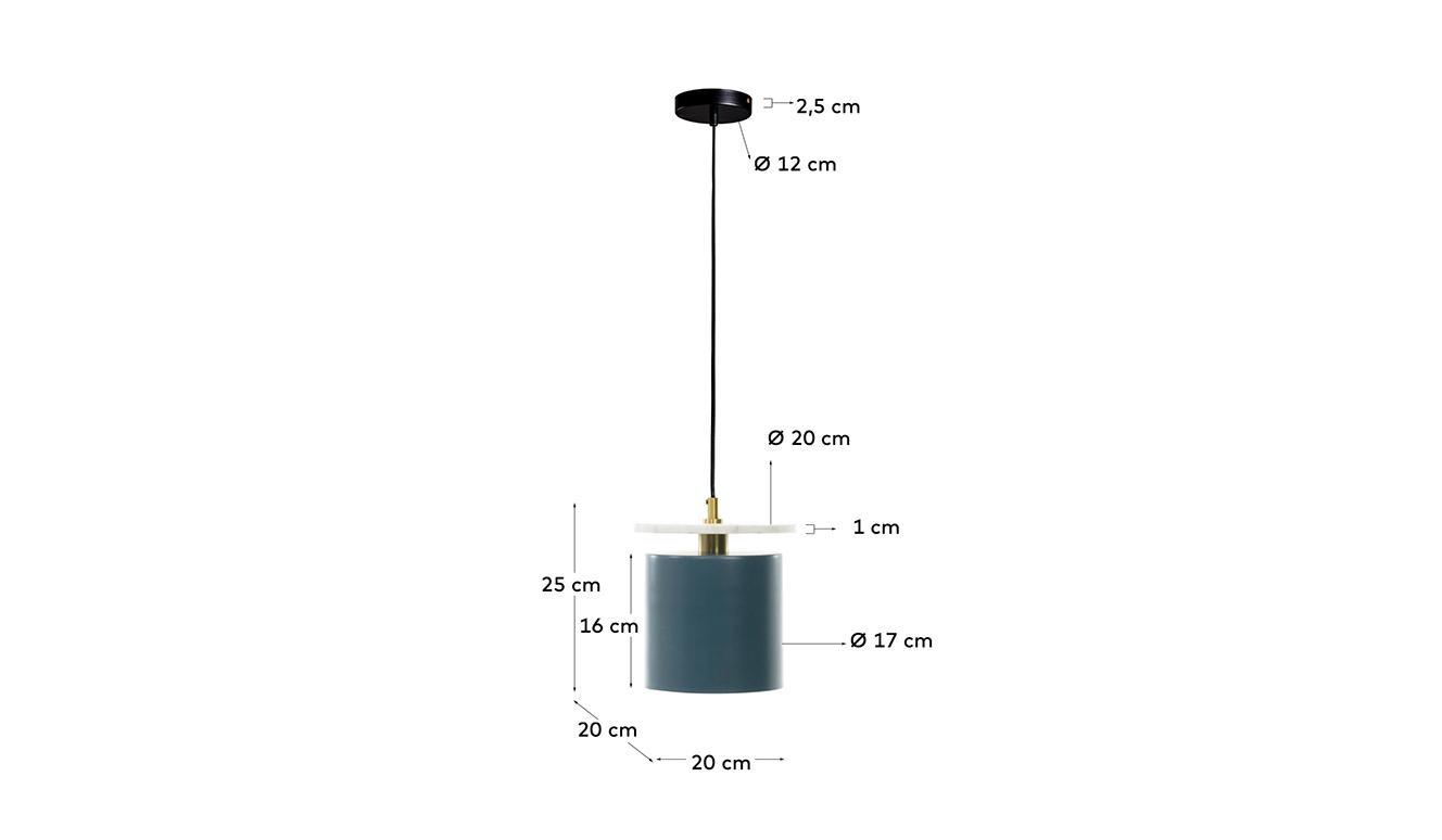 Argy plafondlamp