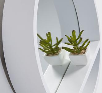Grag spiegel Ø 45 cm