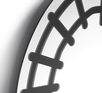 Chatwin-spiegel Ø 50 cm