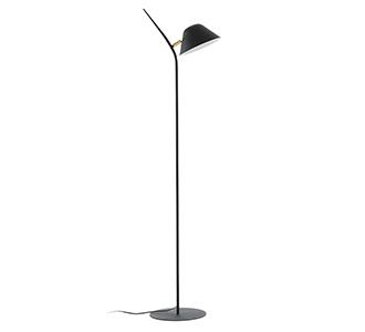 Aurelia staante lampen zwart