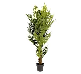 Kunstmatige fern palm 150 cm