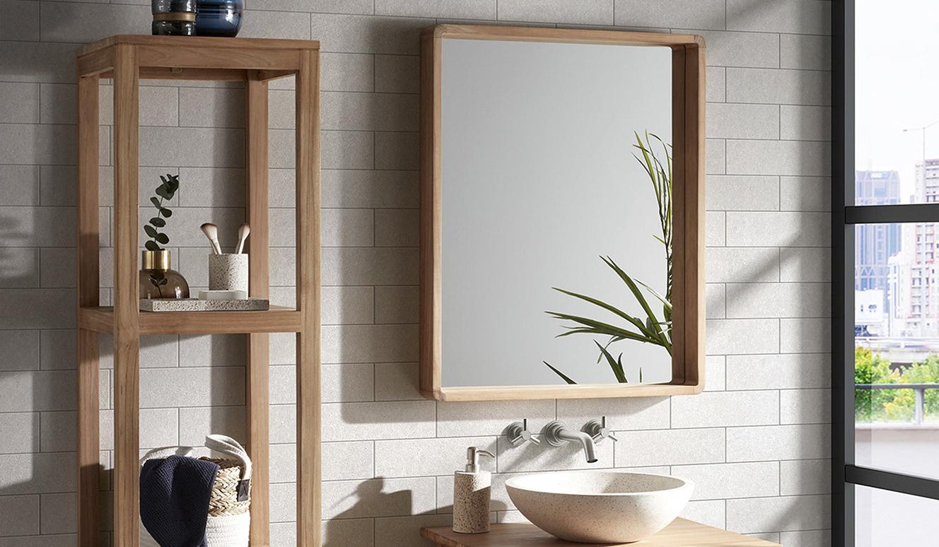 Spiegel Kuveni 80 x 65 cm