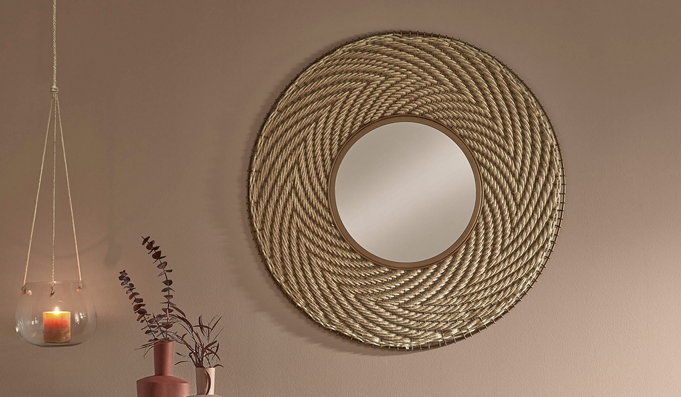 Spiegel Klevin Ø 80 cm