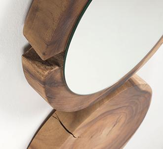 Essie spiegel 34 x 134 cm