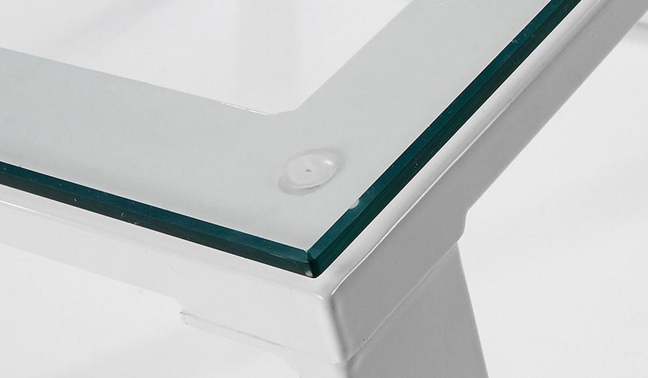 Sivan salontafel 60 x 60 cm